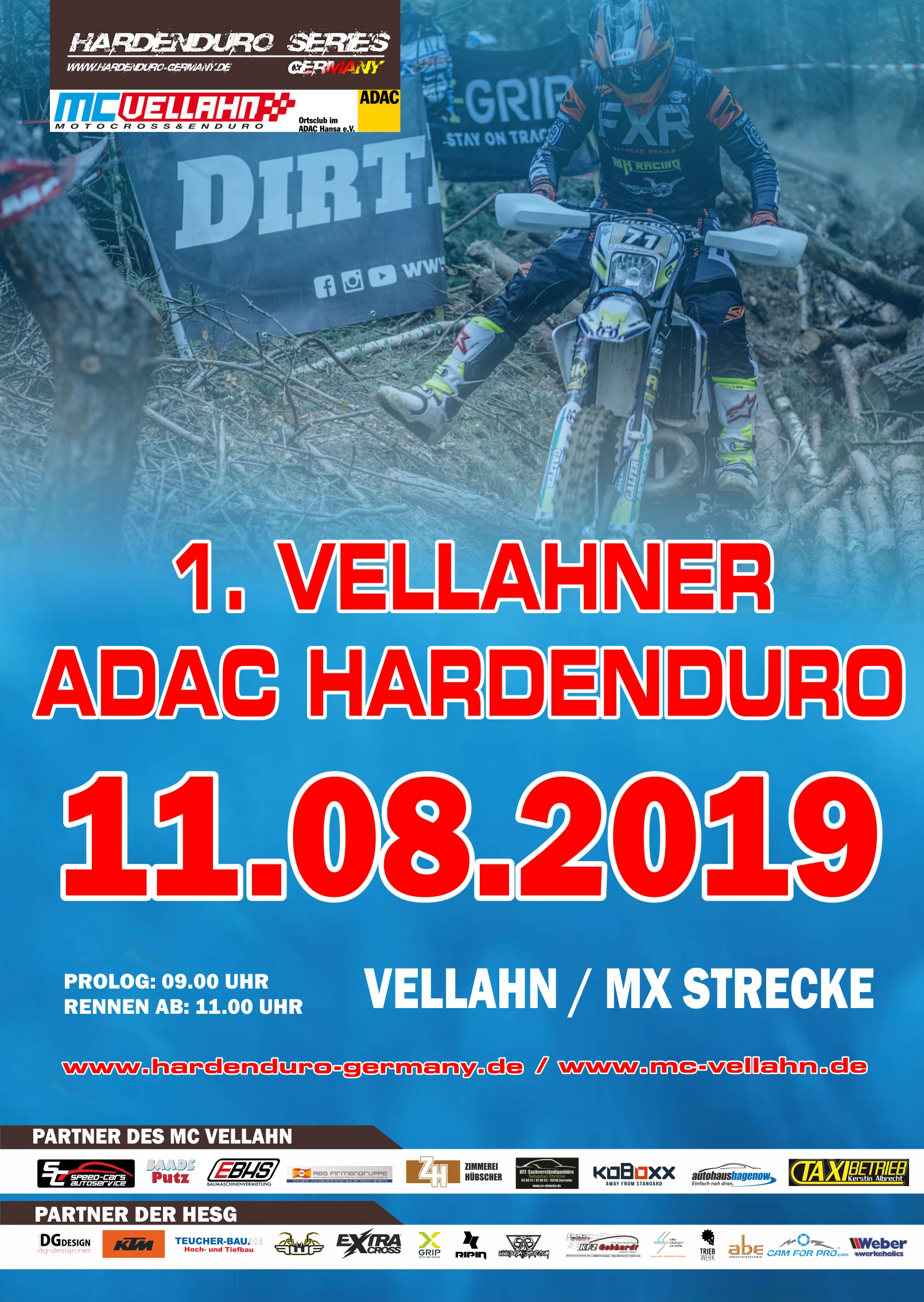 HARD Enduro Vellahn 2019
